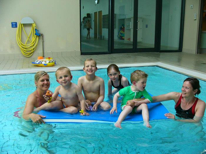 Hjem Svømmeskolen